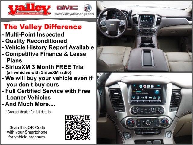 Used 2016 Chevrolet Tahoe LT with VIN 1GNSKBKC5GR261532 for sale in Hastings, Minnesota