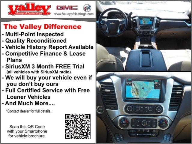 Used 2018 Chevrolet Tahoe LT with VIN 1GNSKBKC6JR100193 for sale in Hastings, Minnesota