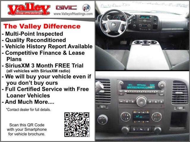 Used 2013 Chevrolet Silverado 1500 LT with VIN 3GCPKSE79DG288855 for sale in Hastings, Minnesota