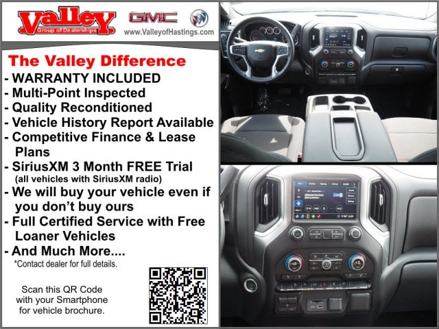 Used 2020 Chevrolet Silverado 1500 LT with VIN 3GCUYDED3LG373417 for sale in Hastings, Minnesota