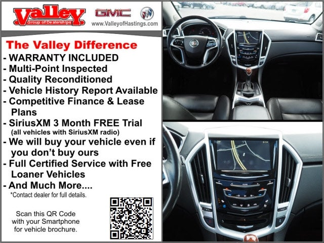 Used 2015 Cadillac SRX Premium Collection with VIN 3GYFNGE33FS615788 for sale in Hastings, Minnesota